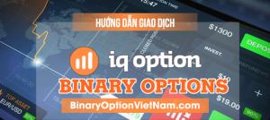 Cách Chơi IQ Option, Hướng Dẫn Tham Gia Giao Dịch Tại IQ Option