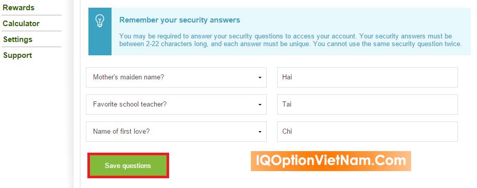 Binary option vietnam